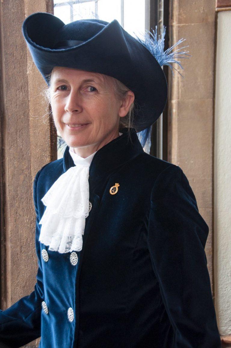 Hon Mrs Mary Montagu-Scott