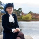 High Sheriff of Hampshire 2017-18, Mary Montagu-Scott